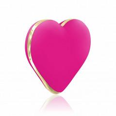 Plug analny zdobiony - Diogol Anni Butt Plug Round Silver & Black 25 mm Srebrny z czarnym