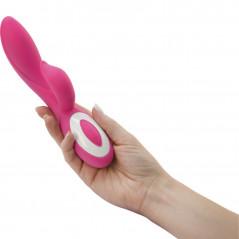 Pierścień na penisa - Perfect Fit Cruiser Ring PF Blend Clear Przezroczysty
