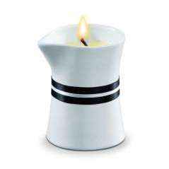 Plug analny zdobiony - Diogol Ano Butt Plug Ribbed Gold Plated 35 mm Złoty
