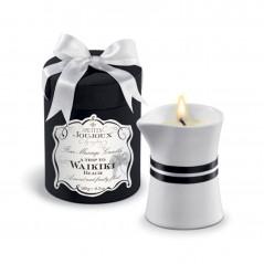 Plug analny zdobiony - Diogol Ano Butt Plug Ribbed Gold Plated 30 mm Złoty