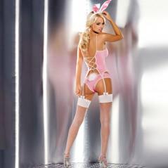 Tantus - Pierścień na członka - Super Soft C-Ring Red Czerwony