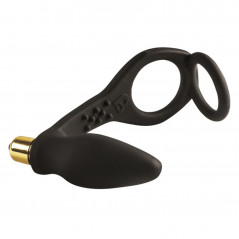 Naklejki na sutki - Bijoux Indiscrets Flash Heart Black Czarne Serce