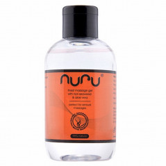 Owocowy środek nawilżający - Swede Fruity Love Lubricant Apr/Orange 100 ml Morela Pomarańcza